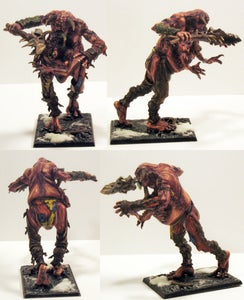 Image of Chaos Giant - Fantasy - Pro Painted and heavily Converted