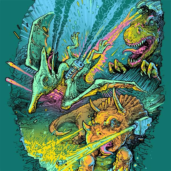 Image of Dino Riders Shirt