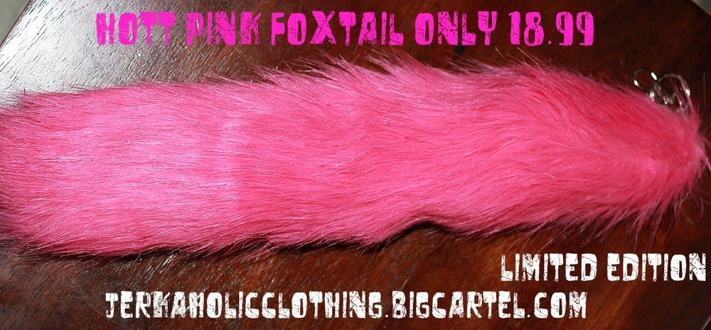 Image of HOTT PICK COTTON CANDY  FOXTAIL