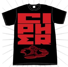 Image of NYET Block Print T-shirt