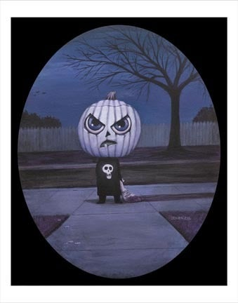 Image of Jack Trick-Or-Treating