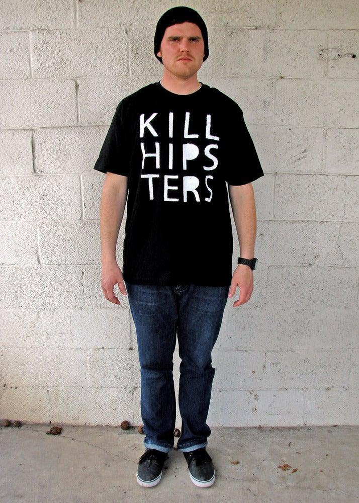 Image of KILLHIPSTERS (Black & White)