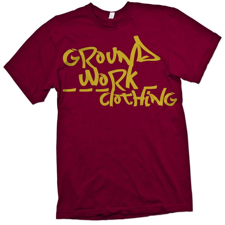 Image of Graffiti Shirt