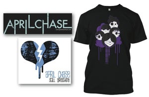 """Image of The """"Still Breathing"""" Merchandise Pack"""