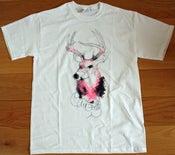 Image of Deer T-Shirt / Pink