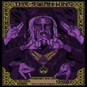 Image of The Swan King record release poster