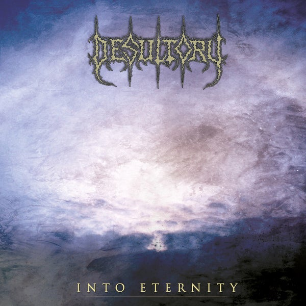 "Image of DESULTORY ""Into Eternity"" Super Jewel Box CD"