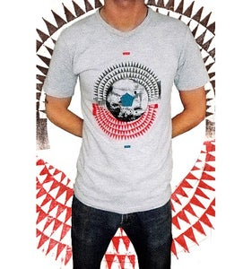 Image of On_Axis Tee