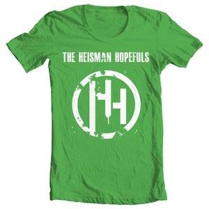 Image of Green Logo Tee