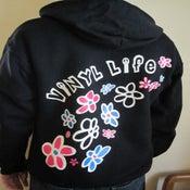 Image of Vinyl Life Hoodie