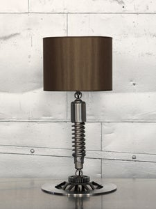 Image of Classified Moto Lamp — Original, with spring cover