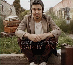 """Image of """"CARRY ON"""" EP"""