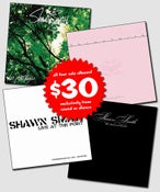 Image of SHAWN SMITH - FOUR CD BUNDLE!!