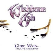 Image of Time Was - The Live Anthology, 2 CDs