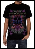 Image of Decline of sanity T Shirt (male)