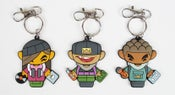 Image of kaNO kid keychains