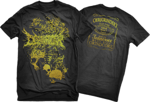 Image of Black & Gold T-Shirt