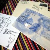 Image of 2011 Portland Zine Symposium Postcard Project set of 5