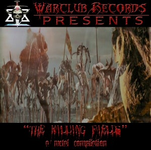 """Image of Various """"The Killing Fields - A Metal Compilation"""" (Warclub Records)"""