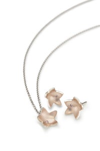 Image of starflower earrings