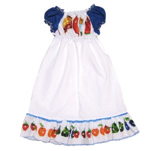 Image of Hungry Caterpillar Peasant Dress