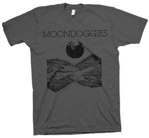 Image of Moon T-Shirt: Gray (Men's only)