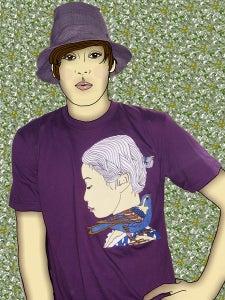 Image of Satomisan T-shirt