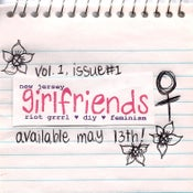 Image of girlfriends zine vol. 1, issue #1
