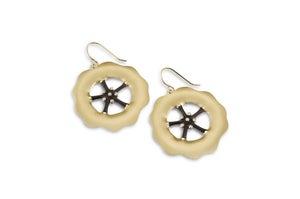 Image of theobroma earrings