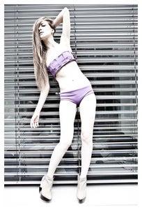 Image of Tube top bikini
