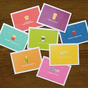 Image of Food & Drink Stationery