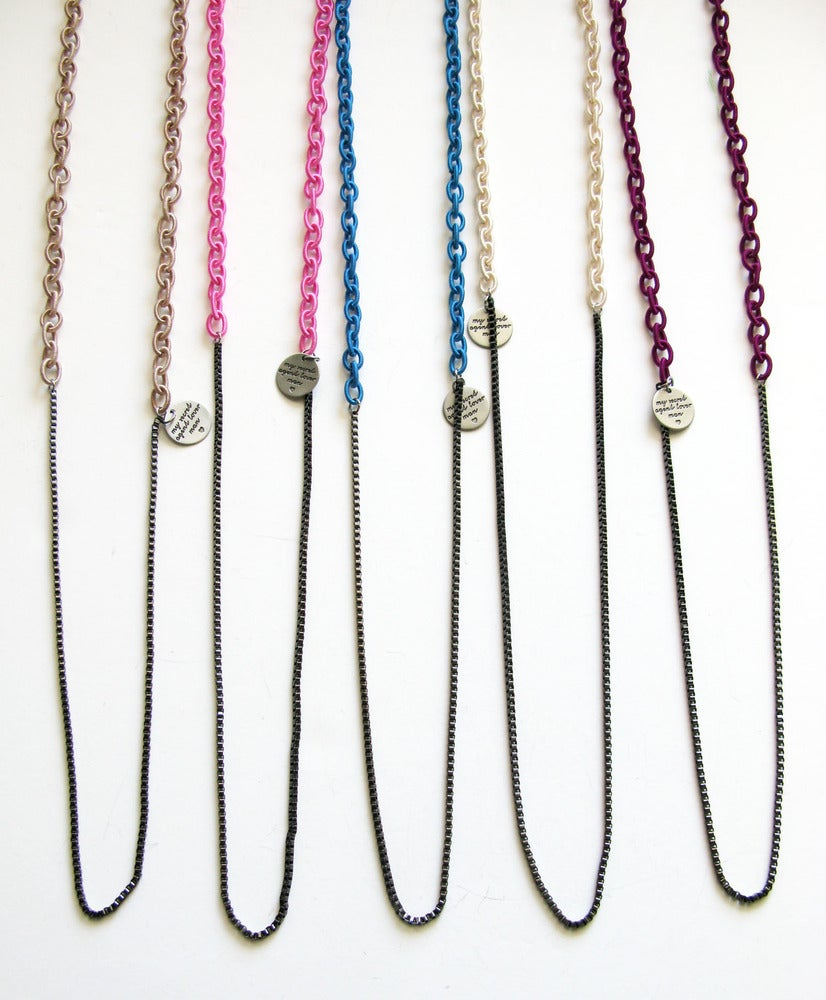 Image of CANDY FLOSS Necklace