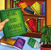 Image of Music and Maniacs CD - FREE POSTAGE in OZ!