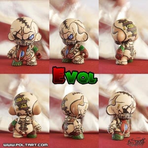 Image of Evol The Munny