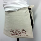 Image of SOLD OUT - bainbridge blues apron . . .
