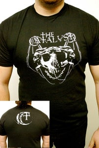 Image of The Catalyst - Creature Skull & Back Logo
