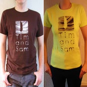 Image of Life Stream Mens and Womens T-Shirt