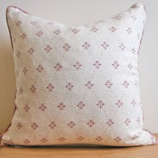 "Image of ""bryn"" pillow . . . SOLD OUT . . . custom order available"