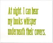 Image of At Night (print)