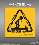 Image of Can't Hang Stickers!