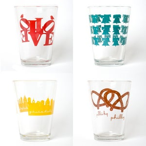 Image of Philly glasses