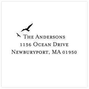Image of Seaside Stamp