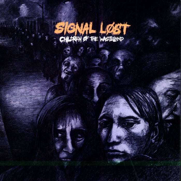 Image of Signal Lost- Children of the Wasteland