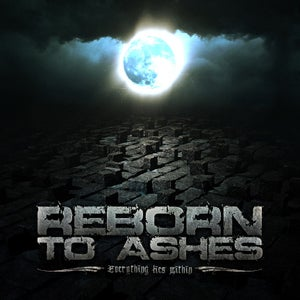 Image of NEW ALBUM ''everything lies within''