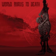 Image of World Burns To Death / Slang  Split 7""