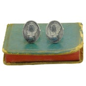 Image of Liberty Dime Cufflinks