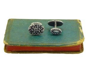Image of Fancy Victorian Cufflinks