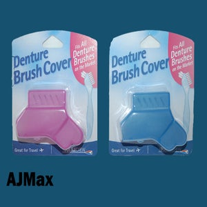 Image of Denture Brush Cover
