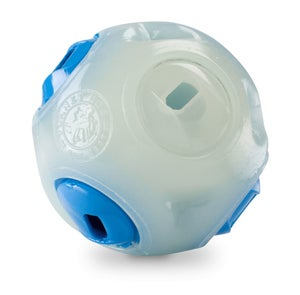 Image of Orbee-Tuff® Glow-in-the-Dark Whistle Ball in the category  on Uncommon Paws.