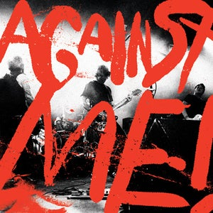 """Image of Against Me! - Russian Spies / Occult Enemies 7"""" Single + MP3"""